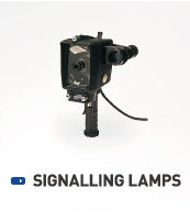 SIGNALLING LAMPS